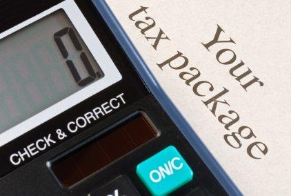 Kisebb adócsomag az Országgyűlés előtt