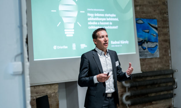 Hogyan érdemes startupba adóhatékonyan befektetni, növelve a hasznot és csökkentve a kockázatot?