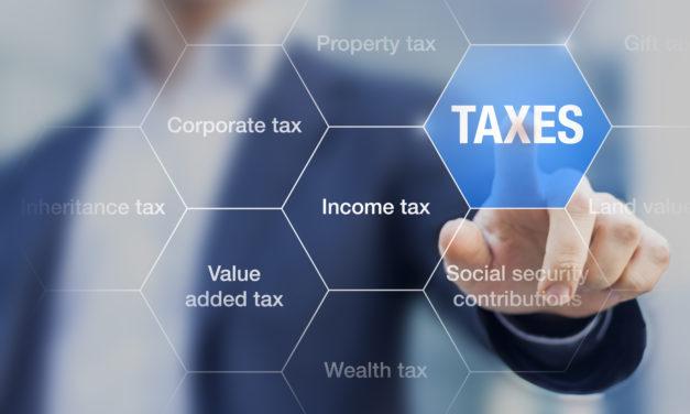 Tervezett adótörvény-változások 2020